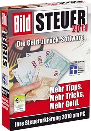 Bild Steuer 2011 (für Steuerjahr 2010)