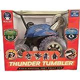Thunder Tumbler Radio Control 360 Degree Rally Car (Blue)
