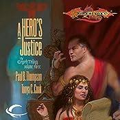 A Hero's Justice: Dragonlance: Ergoth Trilogy, Book 3 | Paul B. Thompson, Tonya C. Cook
