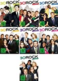 30 Rock - Staffeln 1-7 (19 DVDs)