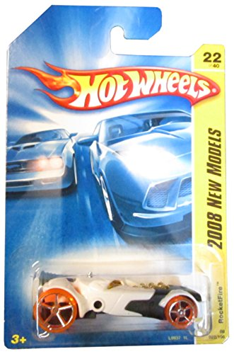 Hot Wheels 2008 New Models RocketFire 22 of 40