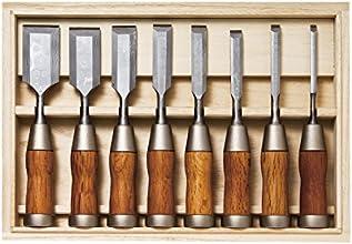KAKURI 鍛流のみ(Wood Chisel) 8本組