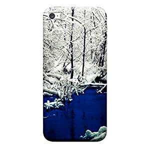 iShell Premium Printed Mobile Back Case Cover With Full protection For Apple iPhone 5/5s/SE (Designer Case)