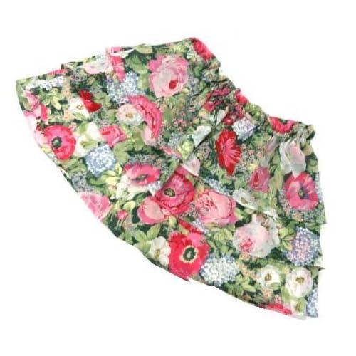 little paul&joe リトルポール&ジョー 花柄のシフォンスカート 花柄 10