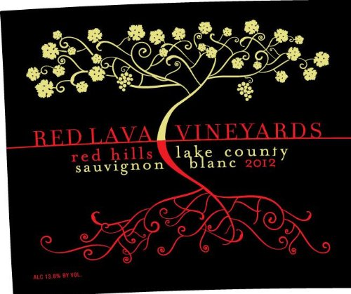 2012 Red Lava Vineyards Red Hills Lake County Sauvignon Blanc 750 Ml