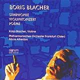 Sinfonie / Violinkonzert / Poeme