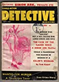 img - for Double-Action Detective and Mystery Stories - September 1959, Issue Number 18 [