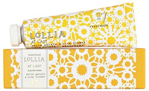 LoLLIA ロリア ラージハンドクリーム AL 113g