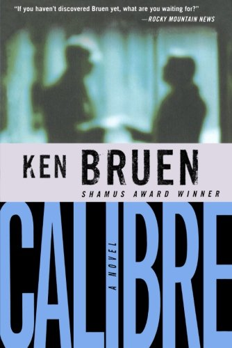 Calibre: A Novel (Inspector Brant Series)