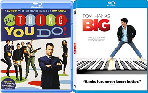Big: Director's Cut + That Thing You Do, Collector's Edition [Blu-ray] Tom Hanks movie Set