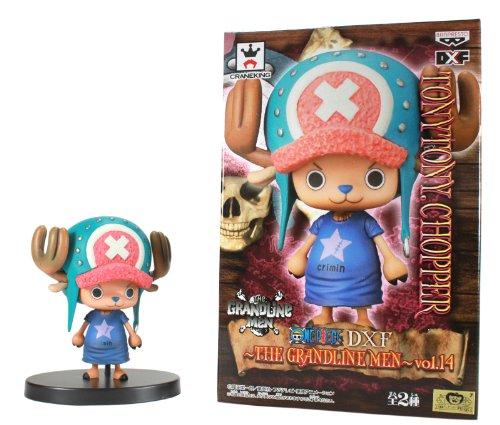 Banpresto 48122 One Piece Grandline Men: Tony Chopper  Action Figure, Volume #14