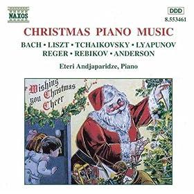 Weihnachtsbaum, S186/R71: VI. 'Carillon' (Chimes)