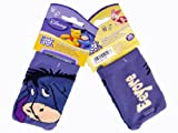 GRAY PURPLE DiSNEY WiNNiE THE POOH EeYORE MOBiLE PHONE SOCK POUCH COVER