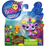 Littlest Pet Shop Fairies Glistening Garden Enchanted Figure Daisy Fairy With An