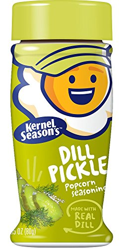 Kernel Season's Popcorn Seasoning, Dill Pickle, 2.85 Ounce (Pack of 6) (Popcorn Seasonings Dill compare prices)