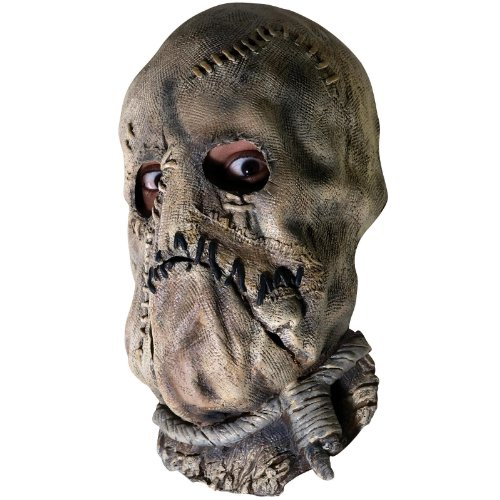 Rubies Costumes Men's Batman Dark Knight - Scarecrow Adult Mask