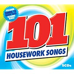 101 Housework Songs   Various BSBT RG preview 0