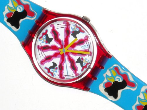Chicchirichi Swatch Swiss Quartz Watch
