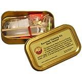 Best Glide Emergency Survival Fishing Kit (15-Piece)