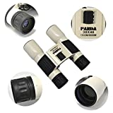 New 2014 Good Quality Hd 30x40 Panda 1500m / 9000m Outdoor Binoculars Hd Binocular Super Clear Telescope for Tourism Hunting Outdoor Camping (WHITE)
