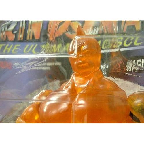 JCTC한정 클리어 버젼 피규어 근육맨-TF3001