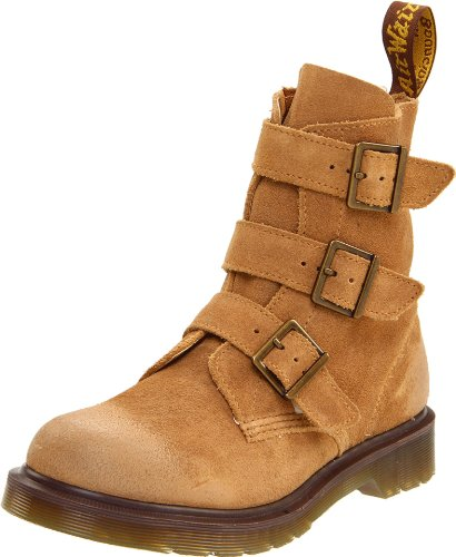 Dr. Martens Women's Blake Boots,Biscuit,UK 4
