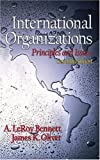 img - for International Organizations : Principles and Issues: 7th (Seventh) Edition book / textbook / text book