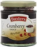 Baxters Cranberry Sauce 210 g (Pack of 12)