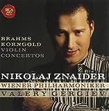 Brahms & Korngold: Violin Concertos