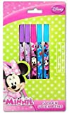 Disney 5Pk Minnie Mouse Bowtique Pens