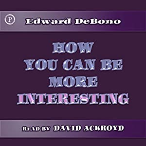 How You Can Be More Interesting Audiobook