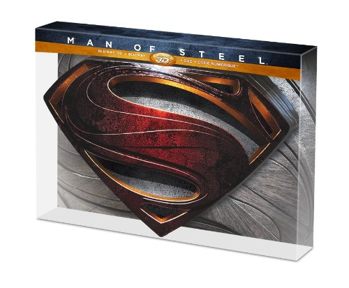 Man of Steel - Edition Metal Limitée - DVD +