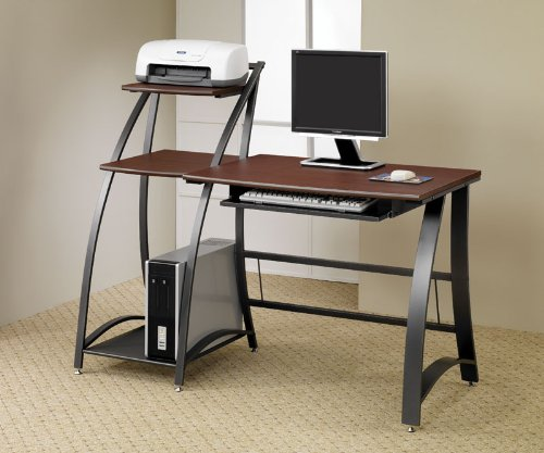 Buy Low Price Comfortable Ultra Modern Computer Desk (B003XRA87W)