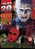 20 Pack: Horror I (including A Bucket Full Of Blood, Scream Bloody Murder, Hell Penitentiary, Hellraiser III, Carnival Of Souls & 15 More) [DVD] [2007]