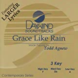 Grace Like Rain [Accompaniment/Performance Track]