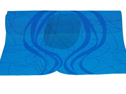 Friedola 25607 Miami Tischläufer Hellblau/Blau 150x40cm (FP33) jetzt kaufen