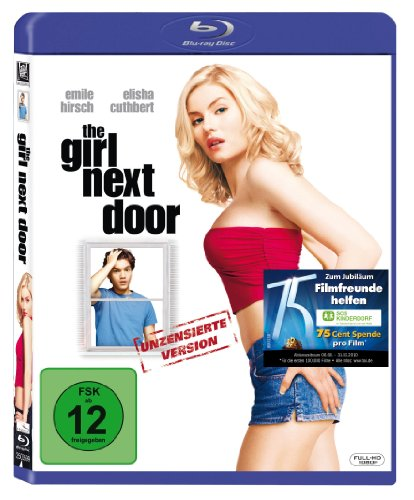 The Girl Next Door (Unzensierte Version) [Blu-ray]