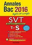 Annales 2016 Svt Ts
