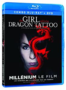 The Girl with the Dragon Tattoo / Millènium: Le Film [Blu-ray + DVD] (Bilingual)
