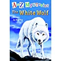 A to Z Mysteries: The White Wolf Audiobook by Ron Roy Narrated by David Pittu