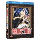 Fairy Tail: Part 3 (Blu-ray/DVD Combo) ~ Cherami Leigh