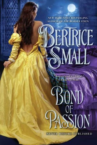 Image of Bond of Passion (Border Chronicles)
