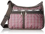 [レスポートサック] LeSportsac ショルダーバッグ(Deluxe Everyday Bag)【並行輸入品】 7507 D615 (Tattersal Grey print)