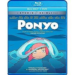 Ponyo [Blu-ray]