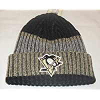 Pittsburgh Penguins Cuffed Knit Hat By C.C.M. KN80Z