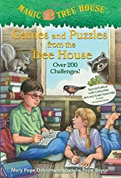 Magic Tree House- Games and Puzzles from the Tree House (A Stepping Stone Book(TM)) (Magic Tree House (R))