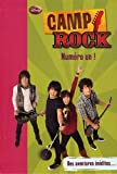 echange, troc Karin Gist, Regina Hicks, Julia Brown, Paul Brown - Camp Rock, Tome 4 : Numéro un !