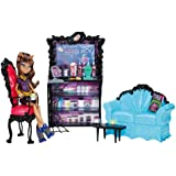 Monster High Clawdeen Wolf and Coffin Bean Café
