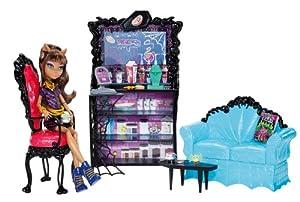 Monster High X3721 - Cafeterroría (Mattel)