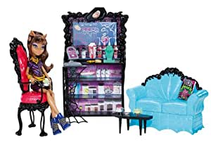 Monster High X3721 - Caffe'  Post Mortem